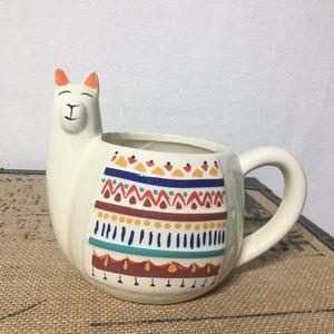 Modern Gourmet Foods Llama Ceramic Mug